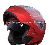 Flip МНОГОТОЧИЯ графиков высокого качества большой вверх по шлему