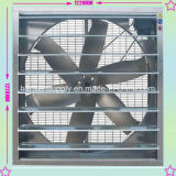 Application ventilateur d'extraction de ventilation en serre chaude 48 ''