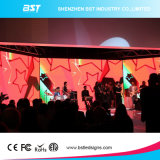 Hohes Resolution P3.91 Full Color Indoor Rental LED Display für Stage/Advertizing