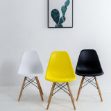 Custom многоцветное PP наращиваемые ресторан современный пластиковый стул