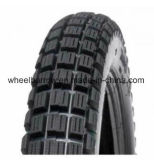 2.75-18 hochwertiger schwarzer Motorrad-Reifen mit konkurrenzfähigem Preis