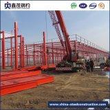 Edificio de acero prefabricada montados rápido para la estructura de acero Taller de Construcción