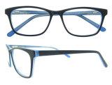 Het in het groot Optische Frame van de Oogglazen van de Acetaat van Eyewear van het Ontwerp van het Frame Nieuwe Unisex-