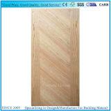 조밀한 박층으로 이루어지는 룸 문 위원회 또는 주조된 편평한 문 피부