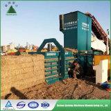 Máquina hidráulica da prensa do feno e da palha para a venda