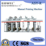 Asy-r Tinter/machine d'impression 90m/Min