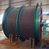 Fabricante das dobadouras da grua da mina da série de Jk de China