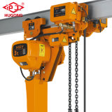elektrische Fernsteuerungshugo-elektrische Kettenhebevorrichtung 380V der Kettenhebevorrichtung-3t