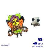 Kundenspezifische Tierbienen-geformte harte Decklack-Revers-Stifte (XD-0313)
