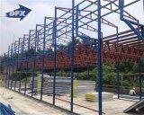 Structure en acier léger Appartement /Châssis en acier de construction préfabriqués/house/accueil préfabriquées