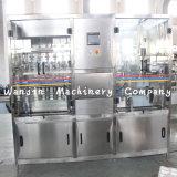 Cadena de producción comestible eficiente automática del embotellado del aceite de cocina