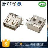 Mikroverbinder BAD Typ USBmini-USB-Steckhülse USB-Rückverbinder-Selbstersatzteil Mini-Kabel-Motorrad-Teile des USB-Verbinder-HDMI (FBELE)