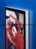 En la pared con retroiluminación LED magnético Tablero de anuncios