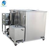 Serbatoi su ordinazione della macchina due di pulizia ultrasonica per rimozione resistente dell'olio