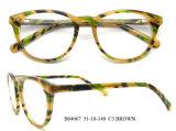 良質ヨーロッパ様式の方法円形の接眼レンズの光学Eyewearガラスフレーム