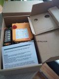 Vitesse unique des télécommandes radio sans fil industriel palan F24-12s