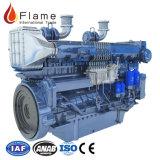 중국 Weichai 170 시리즈 450HP 바다 디젤 엔진