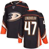 Anaheim Ducks il pullover del hokey del Jacob Larsson Hampus Lindholm del Fowler della camma