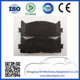 Autoteil-Auto-zusätzliche Bremsbeläge D1222