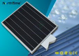 Solarworldの情報処理機能をもった誘導オールインワン太陽LEDの通りか道ランプ