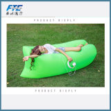 Saco preguiçoso da praia inflável feita sob encomenda do ar do saco de sono