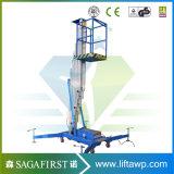 10m 14m het Hydraulische Elektrische LuchtPlatform van het Werk van de Lift van het Aluminium Lucht