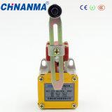 Type commutateur de plongeur de poussée de série de Tsa de limite électrique de mini porte en aluminium lourde