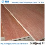 家具のためのBintangor/Okoume/Redの鉛筆のCederの商業合板