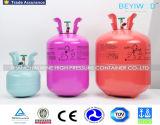 13.4L 22.4L Wegwerfhelium-Zylinder-Ballon-Helium-Becken für Partei