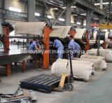 波形のサイドウォールのゴム製コンベヤーベルトの工場