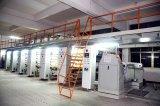 Mantel transparente y grabado del PVC (TJ3D-0001B)