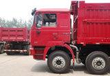 Shacman 12 짐수레꾼 덤프 트럭 또는 팁 주는 사람 트럭