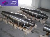 Nahtloser schwerer Stahl 20crmnmo schmiedete Welle für Wasserkraft-Spindel