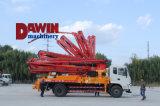 Sinotruk 4X2 33meter 구체 펌프 트럭
