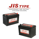 JIS Series 12V High Performance SLA Auto Battery