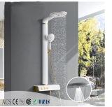 Diseño perfecto de masaje Multifunción de la columna de ducha de lluvia