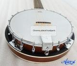 Банджо 6-String резонатора тавра Aiersi Mahogany