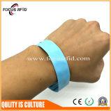 Wristband контроля допуска MIFARE классицистический 1K RFID Disposabe