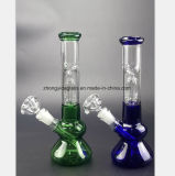 Glaswasser-Rohr einer Vielzahl färbt gefiltertes Glas-Huka
