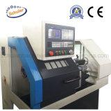 La Chine Économique banc en Métal Mini tour CNC (CK6125)