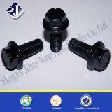 Flansch-Schraube (schwarzes Zink) hergestellt in China