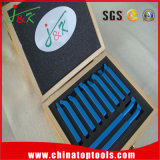 Токарный станок с ЧПУ инструмент для вращения устанавливает Сделано в Китае