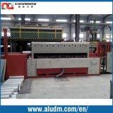 Oven van de Inductie van de Staaf van de Uitdrijving van het aluminium de Korte Elektro