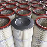 Огнеупорный Dust-Fume картридж фильтра для сбора пыли