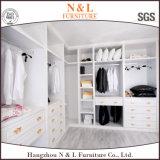 Armadio Walk-in personalizzato mobilia di qualità superiore dell'intera soluzione del guardaroba della camera da letto