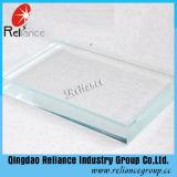 la glace ultra claire de 3.5mm/repassent bas glace en verre/transparente en verre/Cristal avec l'OIN de la CE