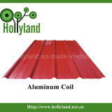 Bobina de alumínio em relevo e revestidos (ALC1105)