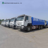 [سنوتروك] [هووو] [6إكس4] 10 عربة ذو عجلات شحن شاحنة لأنّ عمليّة بيع