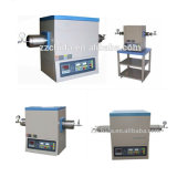 Buis-1200 de vacuümOven van de Buis/dempt - de oven/het Laboratorium dempt - oven