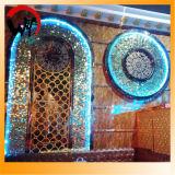 Glitter déplaçant Sequin panneau décoratif mural